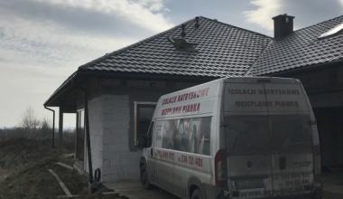 Ocieplanie dachu - Bielsko Biała