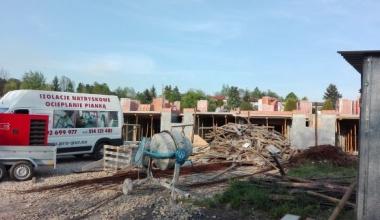 Izolacja pianką fundamentów - Dąbrowa Górnicza