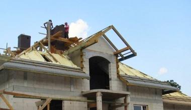 Ocieplanie dachu i poddasza